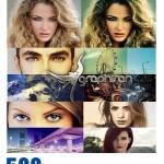 دانلود ۵۰۰ اکشن متنوع فتوشاپ RetroStudio 500 Actions Bundle