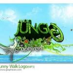 دانلود موزیک استوک بامزه و شاد به نام Funny Walk Logo