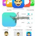 دانلود قالب PSD ساخت خودکار آیکون اپلیکیشن های iOS 7