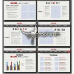 دانلود قالب ساده و کم حجم پاورپوینت با ۱۸ اسلاید – شماره ۴۳