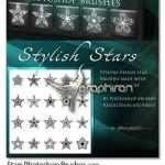 دانلود ۸۱ براش ستاره زیبا و متنوع برای فتوشاپ با کیفیت بالا