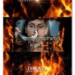 پروژه افتر افکت آتش گرفتن عکس و ویدئو Heat After Effects