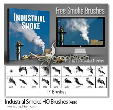 براش دود کارخانجات صنعتی