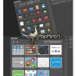 پلاگین فتوشاپ Pixel Dropr مدیریت مجموعه المان های پیکسلی