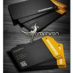دانلود کارت ویزیت PSD لایه باز با موضوع امنیت – شماره ۲۶۶