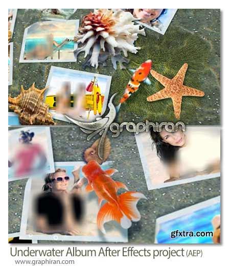 نمایش آلبوم عکس زیر آب