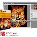 AKVIS Neon 3.1.458.17426 تبدیل عکس به شکل نئون درخشان