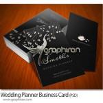 دانلود نمونه کارت ویزیت خدمات عروسی PSD لایه باز – شماره ۲۷۱