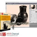AKVIS Charcoal 1.0.211.11133 x86/x64 تبدیل عکس به نقاشی ذغالی و گچ