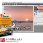AKVIS NatureArt 11.0.1942.17707 افکت پدیده های طبیعی روی عکس