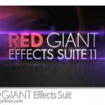 دانلود Red Giant Effects Suite 11.1.12 پلاگین افتر افکت