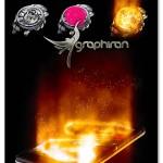 اکشن فتوشاپ ساخت افکت آتش Fire Effect Photoshop Action