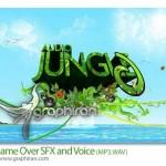 افکت صوتی و صدای ترسناک بازی تمام شد Game Over SFX & Voice