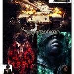 اکشن فتوشاپ افکت جنگاوری و مبارزه Warfare Photoshop Action