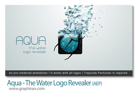 Aqua The Water Logo Revealer