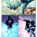 اکشن فتوشاپ ساخت افکت ابر در عکس Cloud Photoshop Action