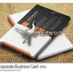 دانلود فایل خام کارت ویزیت شرکتی ساده و حرفه ای – شماره ۲۸۸