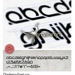 دانلود فونت لاتین جدید Diadema با طراحی گرد و مدرن