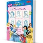 کتاب آموزش نقاشی پرنسس های دیزنی Learn to Draw Disney Princesses