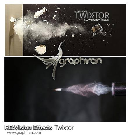 REVisionFX Twixtor Pro