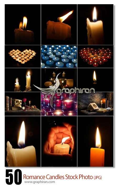 عکس استوک شمع