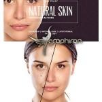 اکشن روتوش ساده و طبیعی پوست Easy Peasy Natural Skin Actions