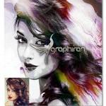 دانلود قالب خلاقانه عکس ساخت افکت رنگی هنری و جذاب