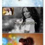 اکشن فتوشاپ مات کردن و افکت بوکه Aperture Pro Photoshop Action