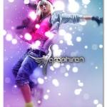 اکشن فتوشاپ ساخت افکت های تلالو Brightum Photoshop Action