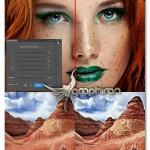 افزونه فتوشاپ بالا بردن وضوح و کیفیت عکس Fixel Detailizer 2