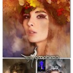 Real Watercolor Painting Photoshop Action 150x150 مجموعه براش های پخش شدن آبرنگ Watercolor Splash Brushes