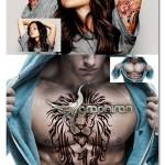 اکشن فتوشاپ ساخت تاتو و خالکوبی Tattoo Maker Photoshop Action