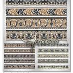 border 150x150 دانلود طرح های وکتور کادر و حاشیه گل دار زیبا Floral Borders