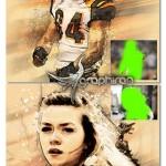Epic Art 2 Photoshop Action 150x150 اکشن فتوشاپ افکت نور سینمایی Epic Photoshop Action