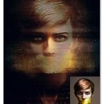 اکشن فتوشاپ ساخت افکت هولوگرام Hologram Photoshop Action