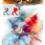 اکشن فتوشاپ ساخت افکت عکس هنری ModernArt 4 Photoshop Action