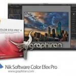 Nik Software Color Efex Pro 4.005 REV 20894 پلاگین فیلتر رنگی فتوشاپ