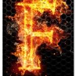 اکشن فتوشاپ ساخت افکت متن آتشی واقعی Real Fire Text Creator 2