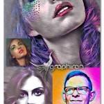 اکشن فتوشاپ کلیک و نقاشی حرفه ای Click & Painting Pro