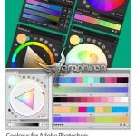 Coolorus v2.5.9 پلاگین مدیریت رنگ Photoshop و Adobe Flash