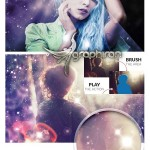 اکشن فتوشاپ طوفان جادویی Magic Storm Photoshop Action