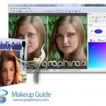 Makeup Guide 2.2.6 نرم افزار ساده و کم حجم آرایش چهره