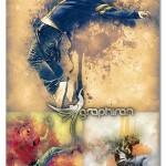 اکشن فتوشاپ افکت ترکیب هنری عکس Modern Art Action