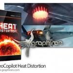 VideoCopilot Heat Distortion v1.0.31 پلاگین شبیه سازی گرما افترافکت