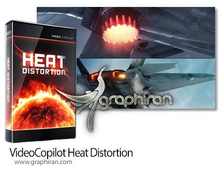 VideoCopilot Heat Distortion