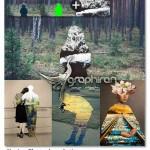 اکشن فتوشاپ افکت وهم انگیز انتزاعی Illusion Photoshop Action