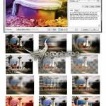 Plugin Galaxy 3.01 پلاگین افکت های متنوع عکس برای Photoshop