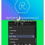 دانلود پلاگین فتوشاپ تغییر نام گروهی لایه ها Renamy 4.0