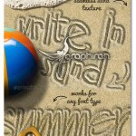 اکشن فتوشاپ افکت نوشتن روی شن Sand Writing Photoshop Action