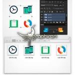 پلاگین فتوشاپ Zeick CC 2015 ذخیره و گرفتن خروجی در فرمت SVG